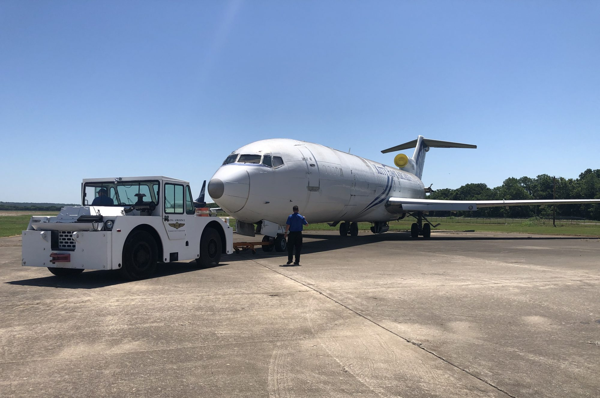Aircraft Towing Systems World Wide LLC